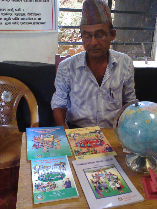 2014-06_Padam and some educational books