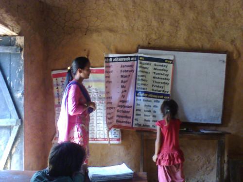 2014-06_Sarita teaching