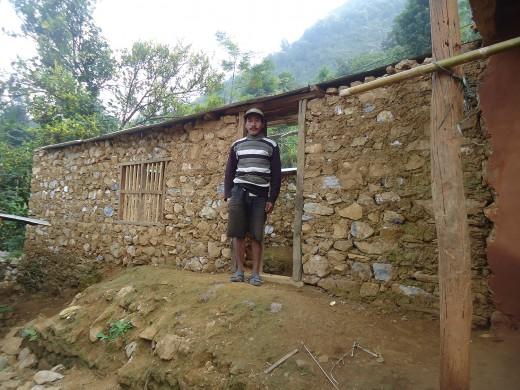 Hira' house