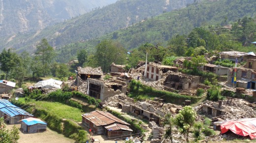 Bhothang village