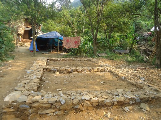 Kamal' house rebuilding