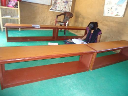 new furniture in class one